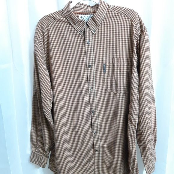 Columbia Other - Columbia Long Sleeve Button Down Shirt